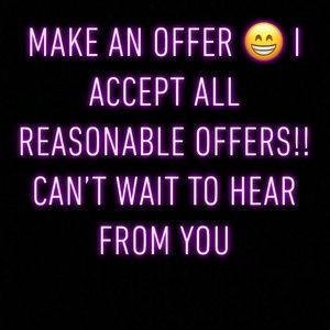 🌟🌟Make an offer 🌟🌟
